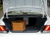 三菱ランサーセディアSE-R(CVT)【ブリーフテスト】の画像