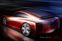「Honda Small Hybrid Sports Concept」