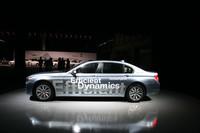 「BMWアクティブハイブリッド7」