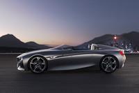 BMW、ロードスターのコンセプトモデルを出展【ジュネーブショー2011】の画像
