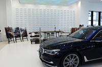 「BMW individual」のコーナー。