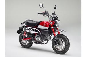 ホンダ、原付二種のレジャーバイク「モンキー125」を発表