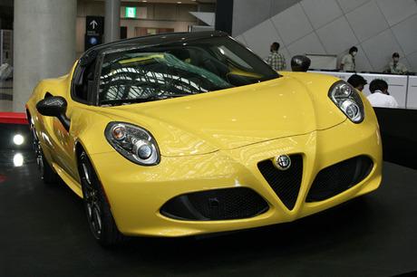 FCAジャパンは、東京モーターショー2015において、4ブランド(フィアット、アルファ・ロメオ、アバルト、ジ...