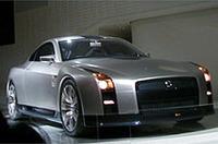 東京モーターショー:日産「GT-R」