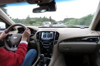 webCG編集部員の藤沢が、「ATSセダン」を駆って常磐自動車道を(制限速度内で)激走する。