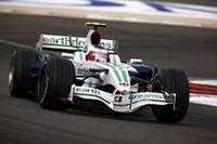 ホンダは、ジェンソン・バトンが予選でQ3に進出するも、序盤の接触などでリタイア。ルーベンス・バリケロが11位でゴールした。(写真=Honda)