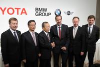 BMWとトヨタは次世代リチウムイオンバッテリーの共同研究を開始することで合意。また、BMWはトヨタに2014年からディーゼルエンジンを供給する。