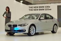 「BMW 330eラグジュアリー」