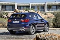 BMW X1がモデルチェンジでFFベースにの画像