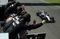 【F1 2005】第11戦イギリスGP、モントーヤがマクラーレンで初優勝!の画像