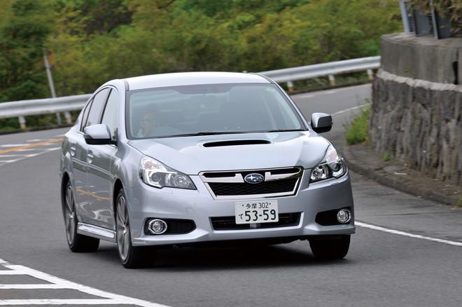 スバル・レガシィB4 2.0GT DIT(4WD/CVT)【試乗記】