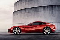 新型フェラーリ「F12ベルリネッタ」登場の画像