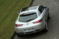 アルファ・ロメオ・アルファ・ブレラ3.2 V6(4WD/6MT)/2.2 JTS(FF/6MT)【海外試乗記】の画像