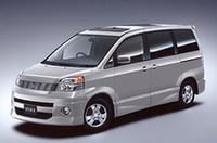トヨタ「ヴォクシー」一部改良、特別仕様車も発売の画像