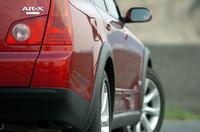 日産ステージアAR-X FOUR(4WD/5AT)【ブリーフテスト】の画像