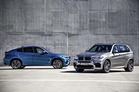 BMW X5とBMW X6の安全装備が充実の画像