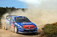 【WRC 2006】第7戦サルディニア、ロウブが破竹の5連勝の画像
