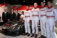 今年の「Z」は4.5リッターV8、2007年日産モータースポーツ