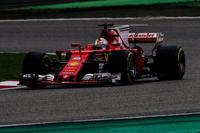 0.184秒差でポールを逃したフェラーリのベッテルは、レースでもアグレッシブな走りと戦略で優勝を目指した。序盤のセーフティーカー導入で予定が狂い、一時は表彰台圏外に落ちたものの、最終的には2位に返り咲いた。(Photo=Ferrari)