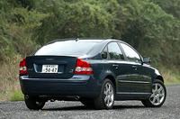 ボルボS40 T-5 AWD(5AT)/V50 T-5 AWD (5AT)【試乗記】の画像