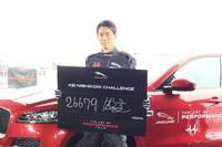 錦織選手の得点は2万6679ポイント。日本人初挑戦ということで、日本では暫定1位となる。
