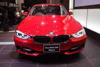 新型「BMW 3シリーズ」が日本上陸の画像