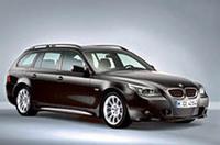 「BMW 5シリーズ」に、お馴染みのパッケージの画像