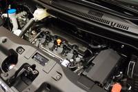 150ps、19.7kgmを発生する2リッター直4エンジン。新開発のCVTの採用で、燃費は1割以上向上した。
