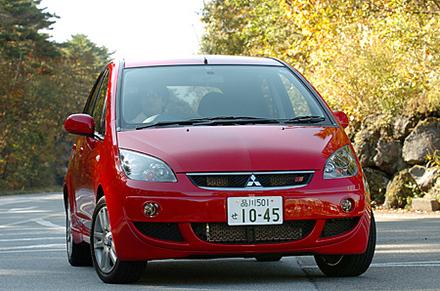 三菱コルトプラス スポーツ-X(CVT)/コルトプラス ラリーアート(CVT)【試乗記】