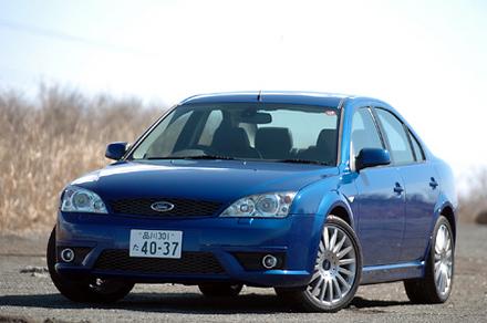 フォード・モンデオST220(6MT)【試乗記】