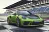 【ジュネーブショー2018】最高出力520psの「ポルシェ911 GT3 RS」登場