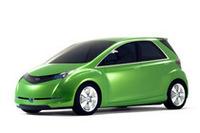 第40回東京モーターショーで発表された電気自動車「G4e CONCEPT」。リチウムイオンバッテリーを搭載し、実用十分な航続距離の確保が目指された。