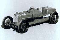 1924年から1930年にかけてグランプリレースで活躍した「アルファ・ロメオP2」。