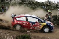 第6戦サルディニアは、王者ローブが貫禄の4勝目【WRC 08】