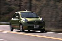 【Movie】新型マーチと、トヨタ・ヴィッツの比較
