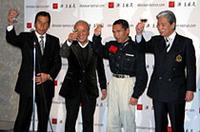 """【ダカール・ラリー2006】""""シノケン""""こと篠塚建次郎、最後のダカール・ラリーへの画像"""