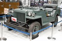 ランクル伝説始まりの一台である「トヨタ・ジープBJ」。もとは警察予備隊(今の自衛隊)の要請を受けて開発された4WDの試作車であり、1953年に、まずは官公庁向けに販売が開始された。