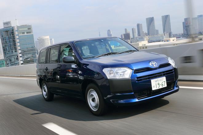 トヨタ・サクシードUL(FF/CVT)/プロボックスGL(FF/CVT)【試乗記】