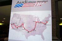 第79回:ディーゼル「アウディ」、アメリカをゆく〜「アウディマイレッジマラソン」(1日目)の画像