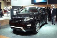9段ATを搭載する新しい「レンジローバー イヴォーク」が、まずは180台の限定車として登場。車名は「レンジローバー イヴォーク Dynamic Limited」。価格は680万円。