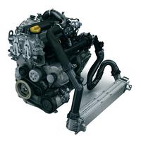 新たに搭載される、1.2リッター直4ターボエンジン。