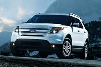 フォード・エクスプローラー、価格と外板色変更の画像