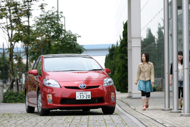 トヨタ・プリウスS(FF/CVT)【試乗記】