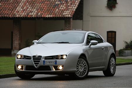 アルファ・ロメオ・アルファ・ブレラ3.2 V6(4WD/6MT)/2.2 JTS(FF/6MT)【海外試乗記】