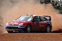 【WRC 2005】第16戦オーストラリア、トップランカーの脱落でデュバルが初優勝!の画像
