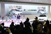 第427回:日本の危機感さらにアップ!? 衝撃のソウル・モーターショー2011の画像