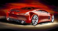 三菱自動車がクリーンディーゼルのコンセプトカーを発表