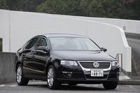 【スペック】V6 4モーション:全長×全幅×全高=4785×1820×1490mm/ホイールベース=2710mm/車重=1660kg/駆動方式=4WD/3.2リッターV6DOHC24バルブ(250ps/6250rpm、33.1kgm/2750rpm)/価格=439万円(テスト車=同じ)