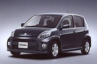 トヨタ「パッソ」にスポーティーグレード追加の画像