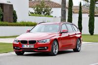 BMW、新型「「3シリーズツーリング」を発売